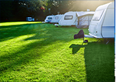camper of caravan bron: shutterstock