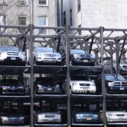 Garage wagenpark
